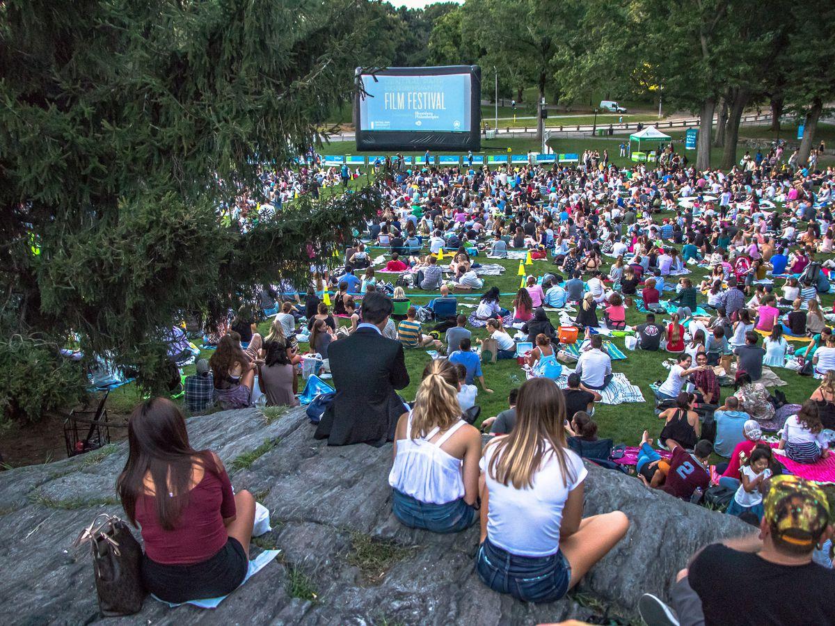 New york 39 s best outdoor movie screenings this summer - 610 exterior street bronx ny 10451 ...