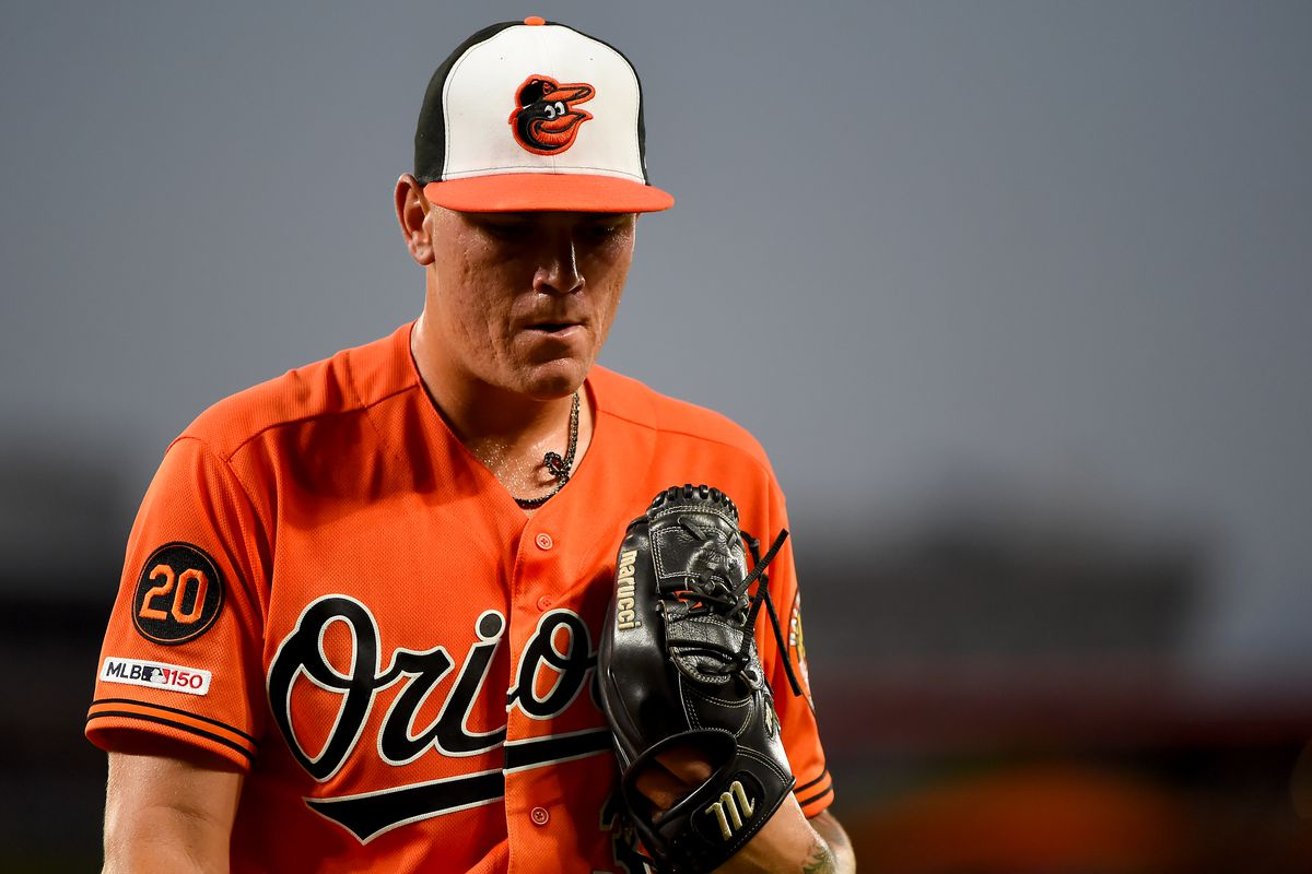 Orioles fall behind, stay behind in 9-4 loss to Texas