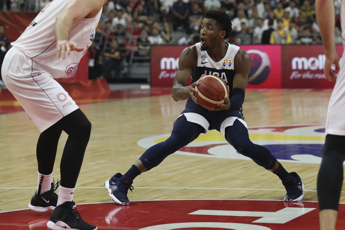 Morning links: Donovan Mitchell defends Team USA players who didn't withdraw