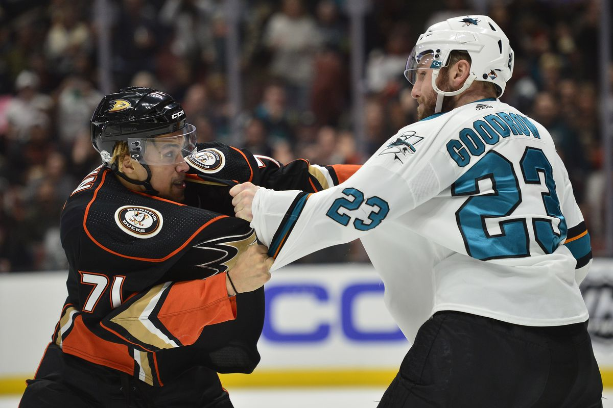 sharks 2018 stanley cup playoffs schedule released - fear the fin