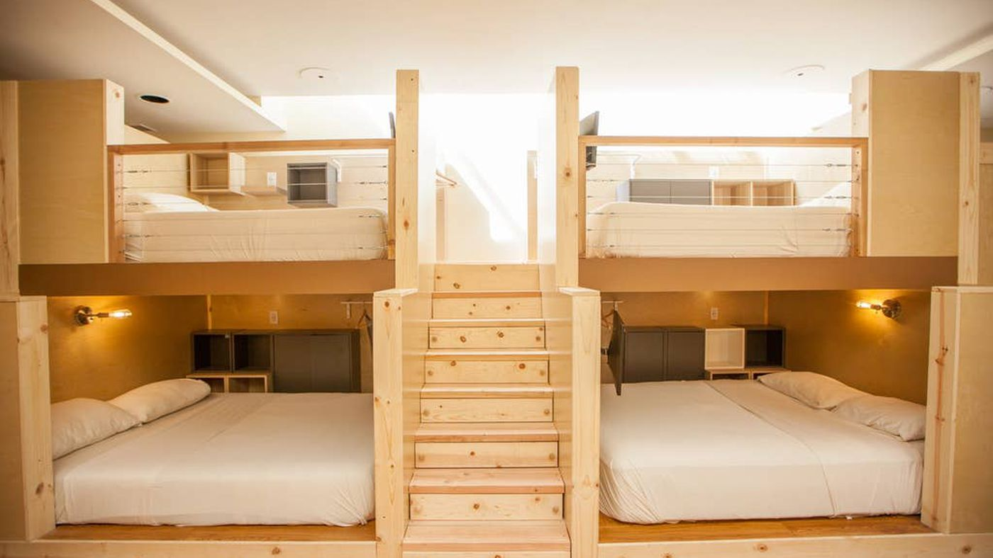 Startup rents bunkbeds in San Francisco for $1,200 per month - Curbed SF