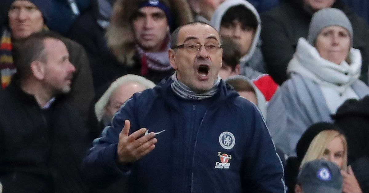 Chelsea Vs Man City Line Up: How Should Chelsea Line Up Against Manchester City To Pull