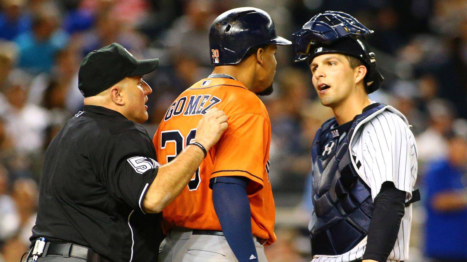 Yankees Vs Texas Slump Or Suck