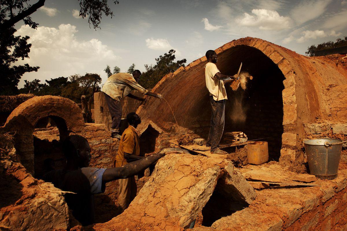 Nubian Vault Construction technique