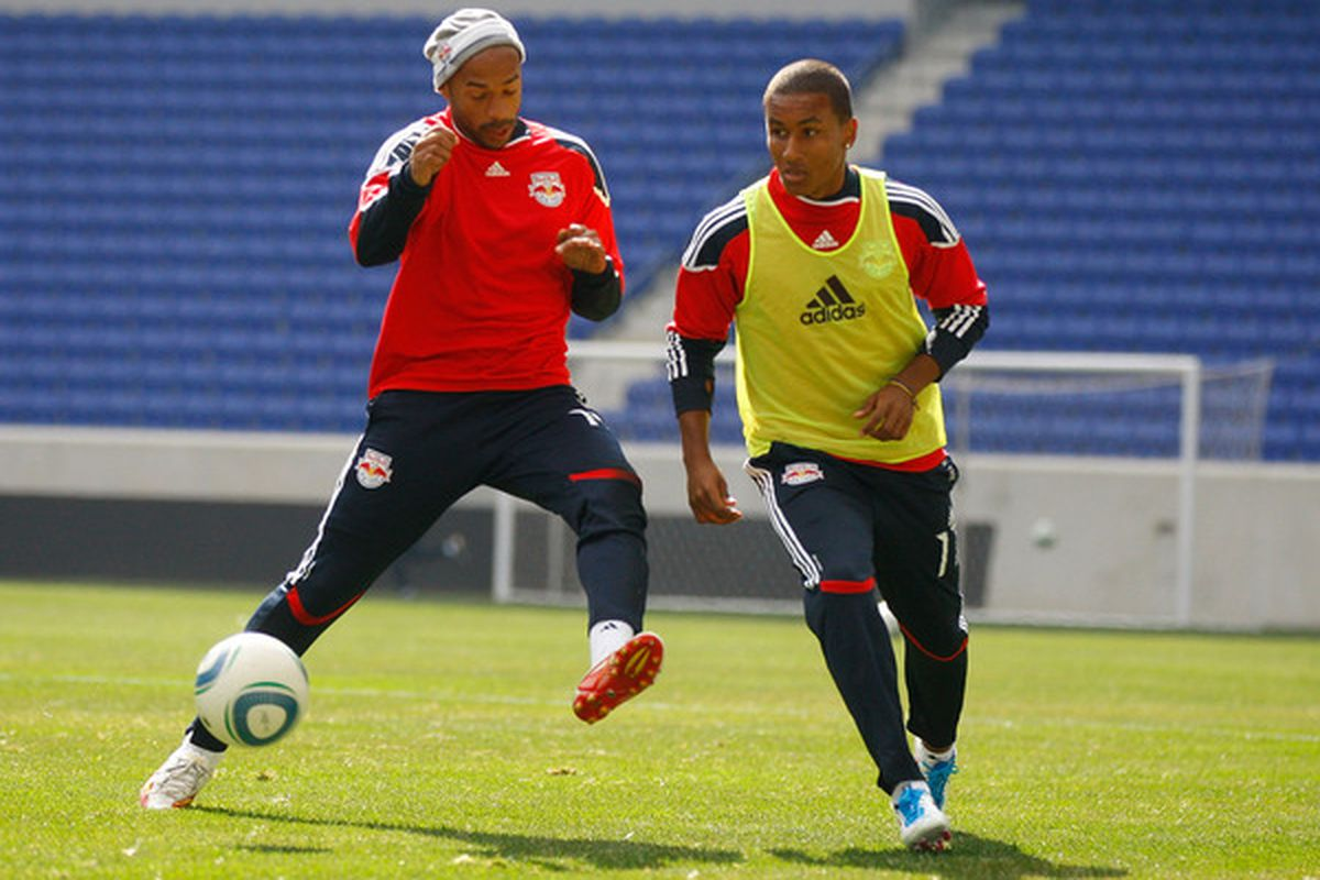 Agudelo and Henry must find a way to work together.