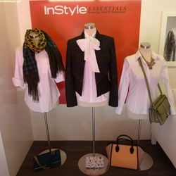 Styling suggestions from InStyle magazine.