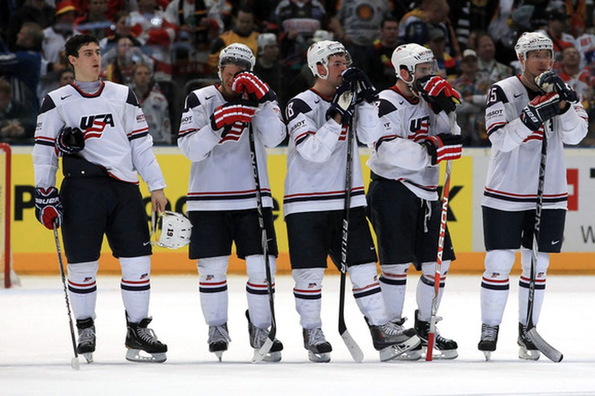 Team USA can't afford another post-game heartbreak. (Photo by Martin Rose/Bongarts/Getty Images)