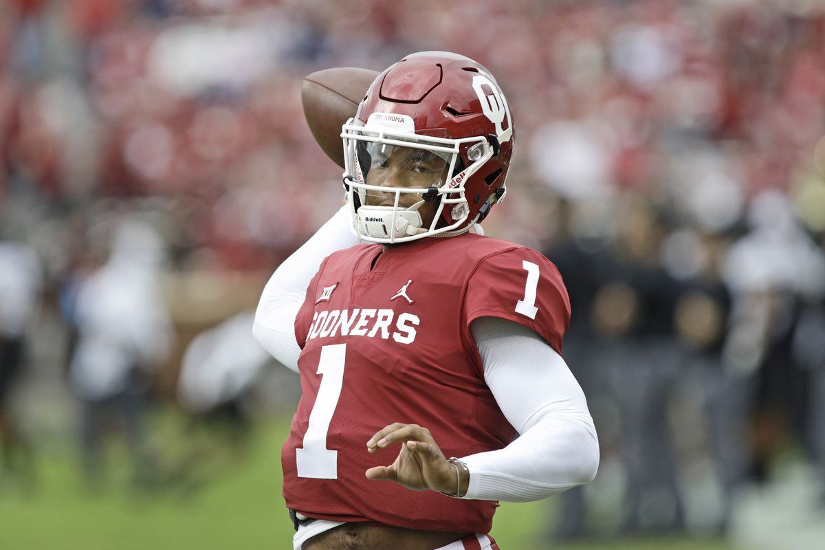 check out 3d53a 603ae Kyler Murray's 4-play suspension actually longer than Baker ...