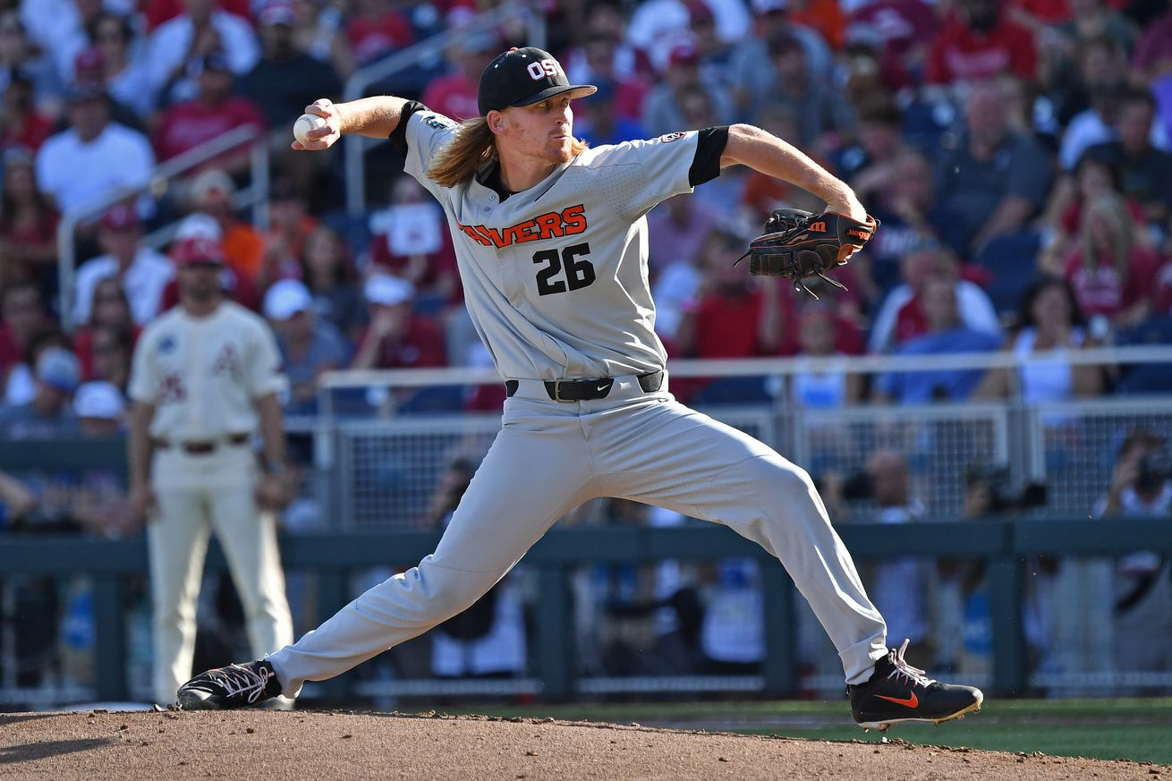 Oregon State Baseball: Stanford Takes Game One, 8-5