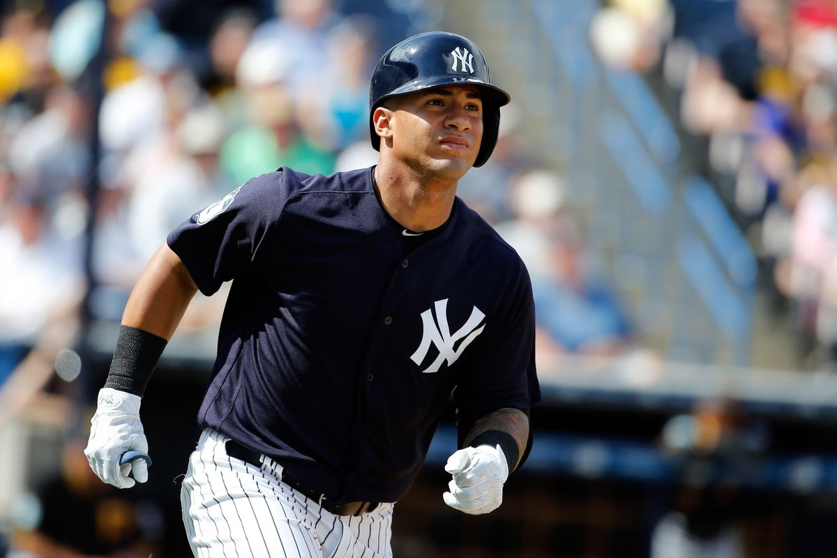 Giancarlo Stanton Stats 2017 >> Why Gleyber Torres' injury is not as bad as you might think - Pinstripe Alley