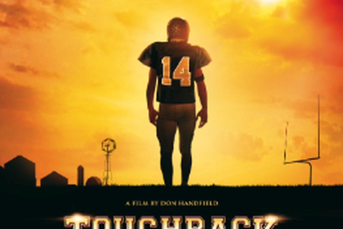 """""""Touchback"""" Movie Poster"""