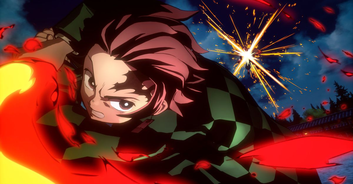 Demon Slayer video game gets release date in US, Europe - Polygon