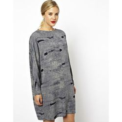 """<a href=""""http://www.asos.com/ASOS/ASOS-Batwing-Shift-Dress-In-Abstract-Architectural-Print/Prod/pgeproduct.aspx?iid=3126999&cid=13499&sh=0&pge=1&pgesize=204&sort=3&clr=Print"""">ASOS Batwing Shift Dress In Abstract Architectural Print</a>, $45.17 (was $60.22"""