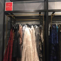 More dresses, now 80% off.