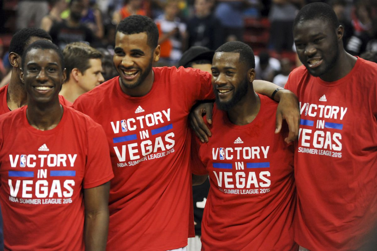 NBA Summer League schedule 2016: A look at all the action ...