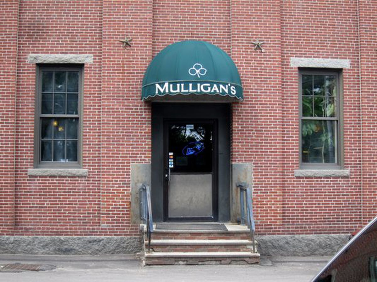 The prices are Mulligan's in Biddeford are shockingly low.