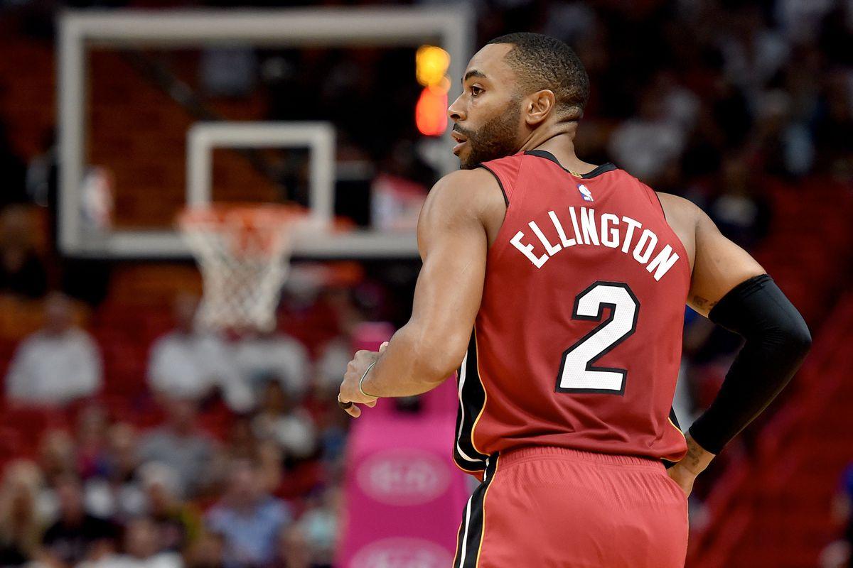Nba Trade Deadline Miami Heat Finding A Trade For Wayne Ellington