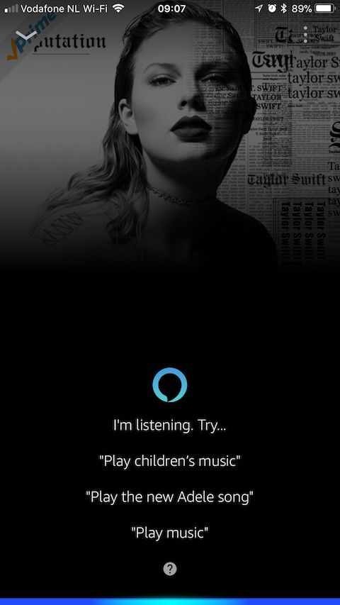 You can now ask Alexa to play songs in the Amazon Music app