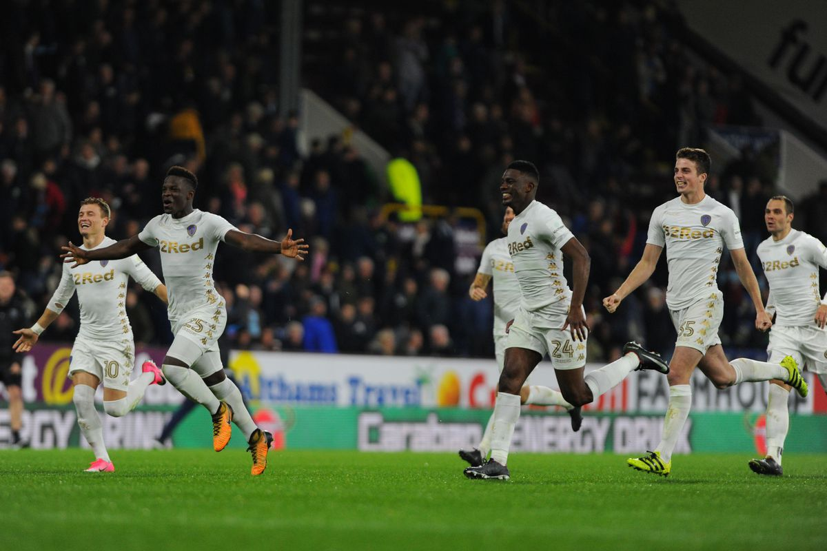 Burnley v Leeds United - Carabao Cup Third Round