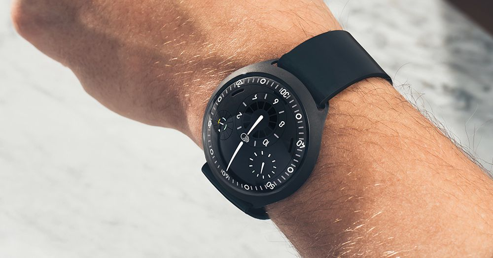 Ressence's Type 2 smartwatch gets April release date and $48,000 price tag