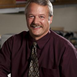 Keith Crandall, chairman of BYU?s Department of Biology.
