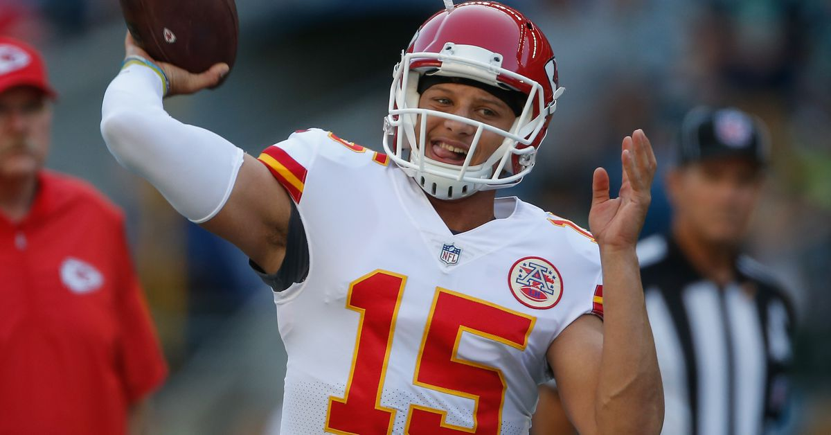Three Chiefs draft nuggets from over the years, courtesy of Sports Illustrated