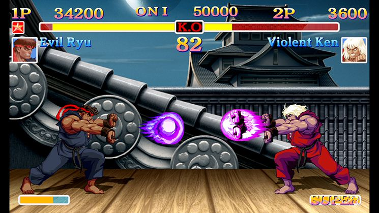 Ultra Street Fighter 2 review - Polygon