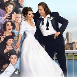 My Big Fat Greek Wedding (2002): Strip weddings of all their mystery, add a boatload of makeup, a pimple, and like 80 cousins, and you get an iconic Greek wedding.