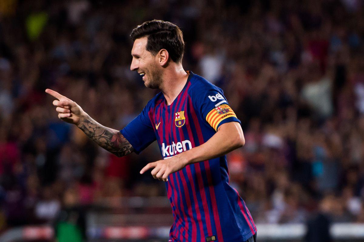 "Lionel Messi - FC Barcelona - <span data-author=""-1"">UEFA Champions League</span>"