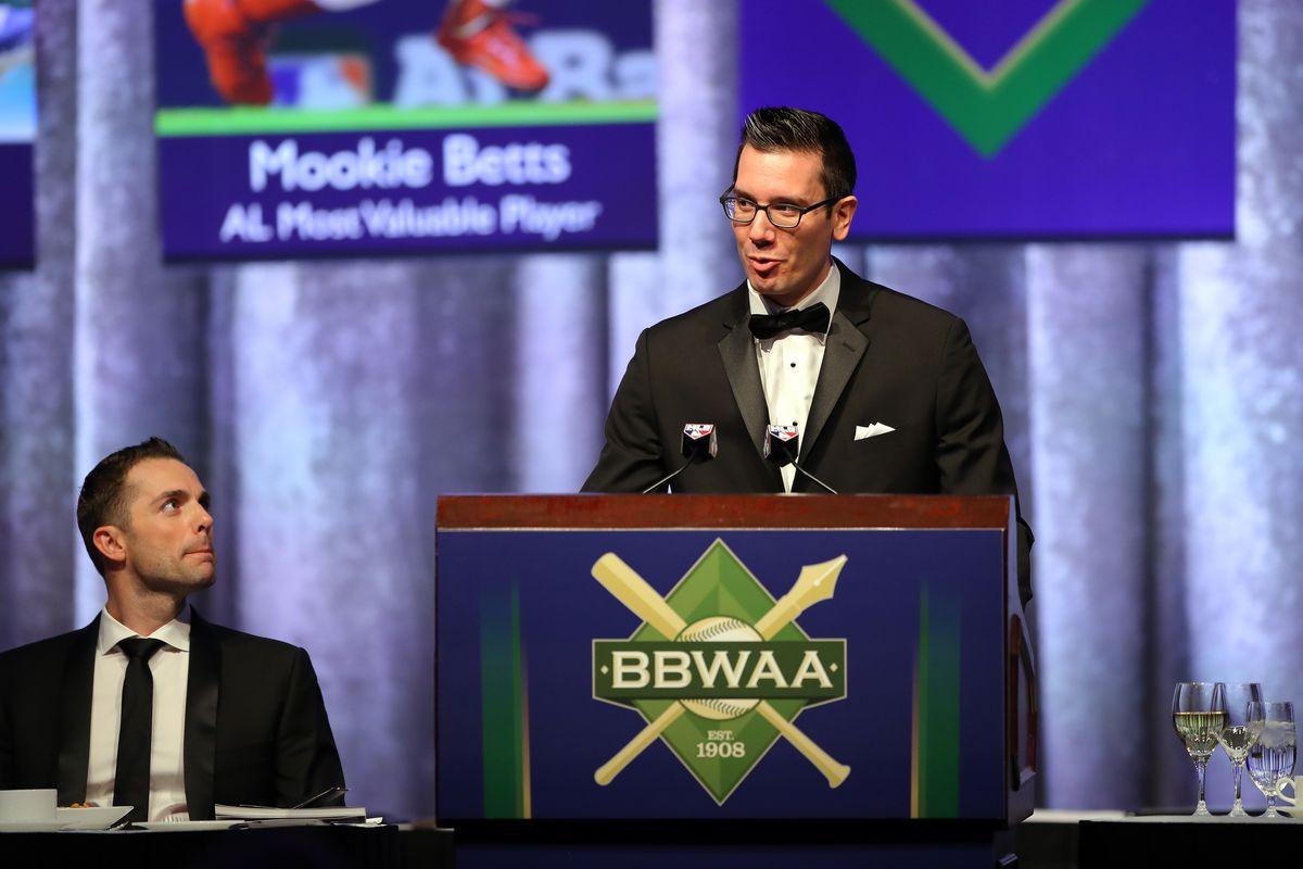 2019 BBWAA Awards Dinner