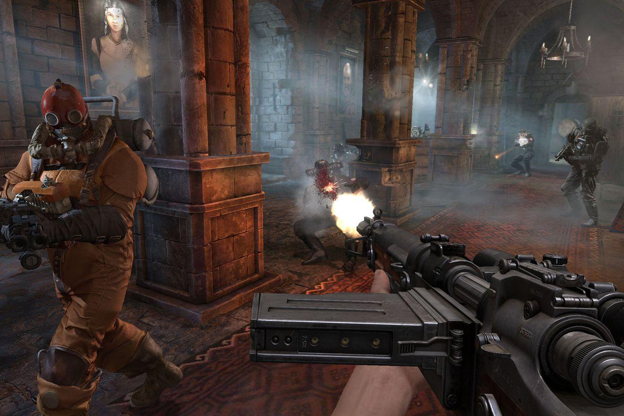 Image result for Wolfenstein game