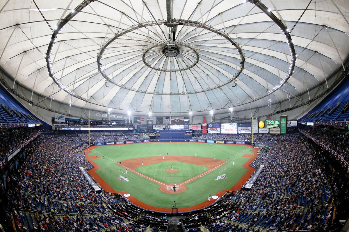 7fb3cf5e The Rays splitting time between Tampa and Montreal is absurd but fun ...