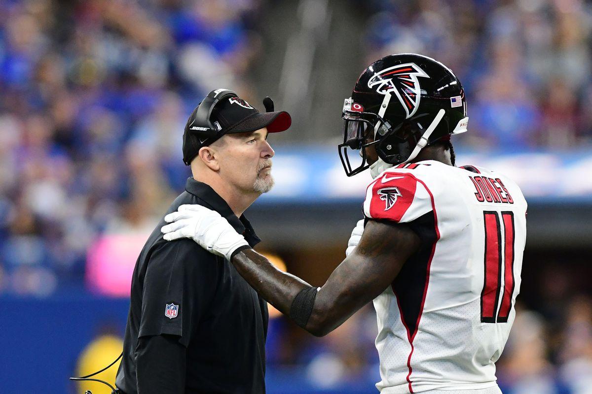 NFL: Atlanta Falcons at Indianapolis Colts