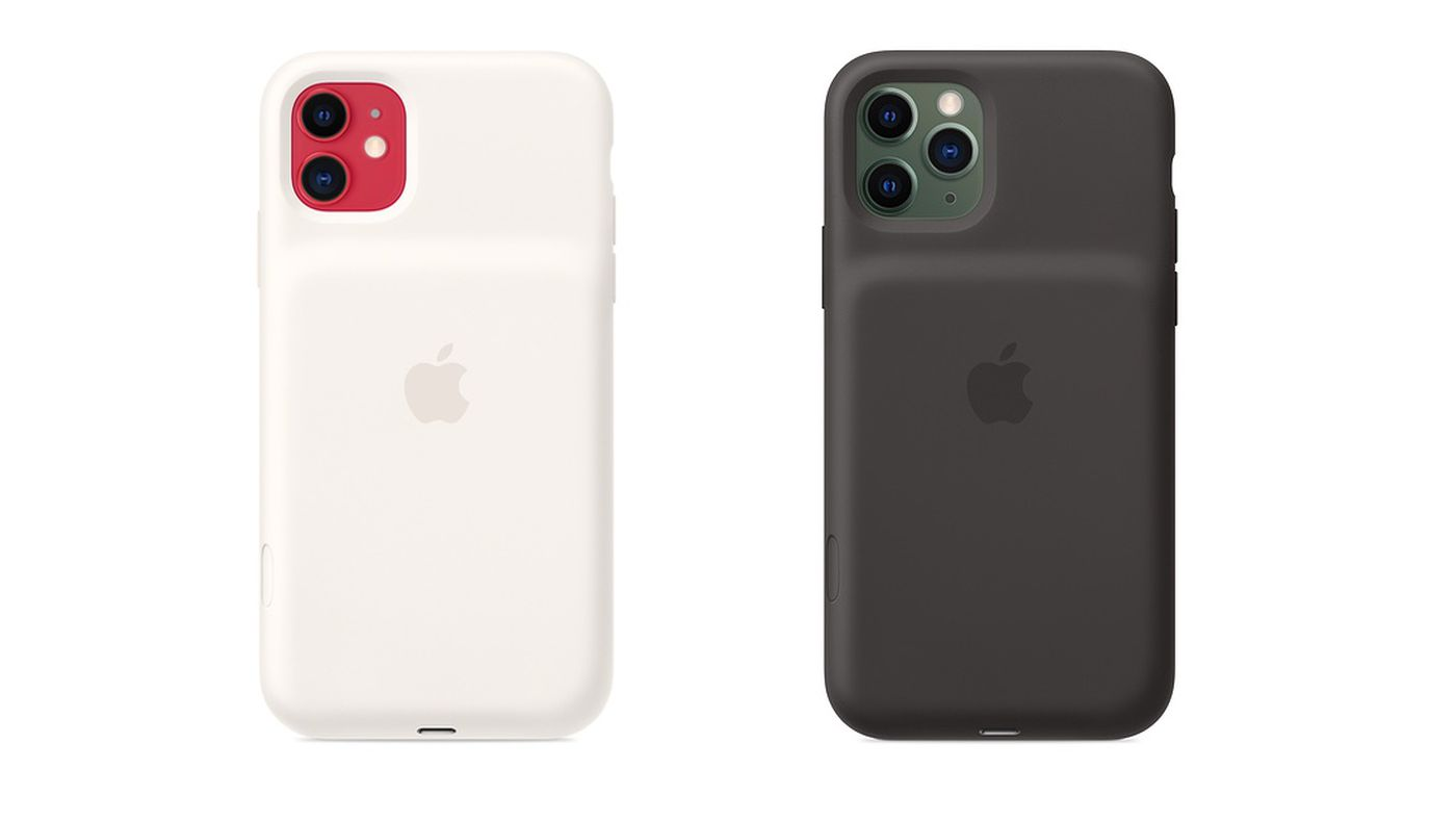Apple S New Iphone Battery Cases Have A Physical Camera