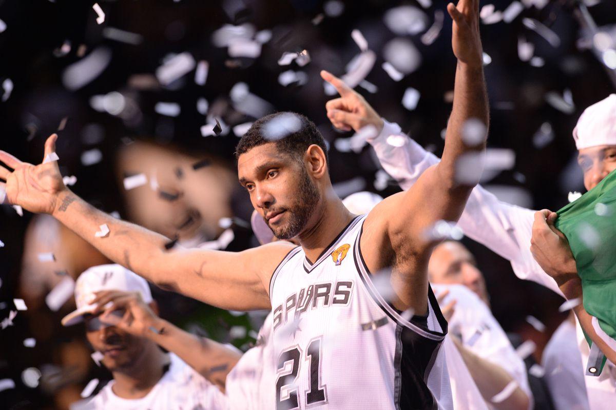 2014 NBA Finals - Miami Heat v San Antonio Spurs