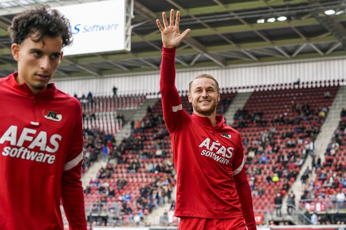 "Pre-Season Friendly""AZ Alkmaar v Real Sociedad"""