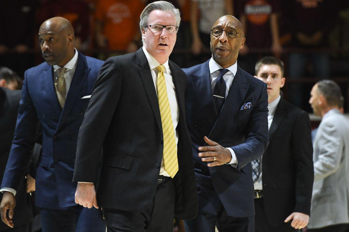 NCAA Basketball: Iowa at Virginia Tech