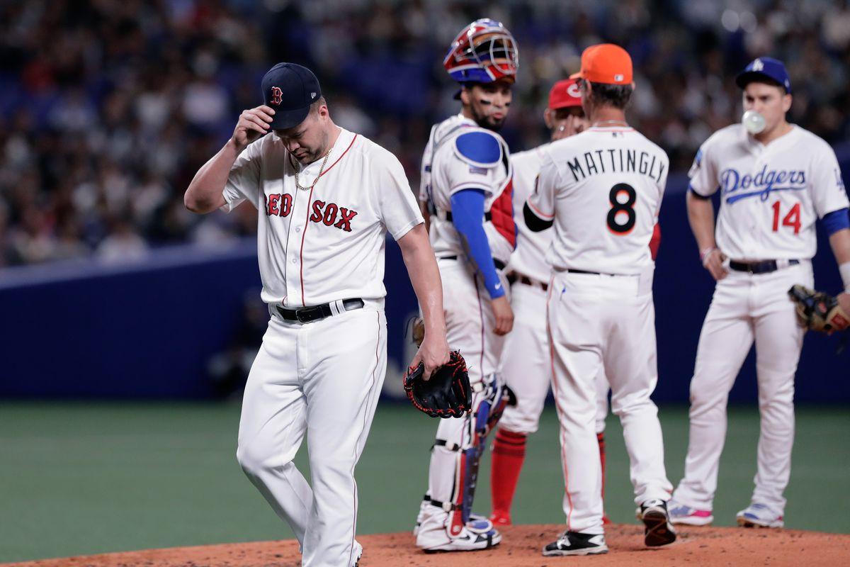 Japan v MLB All Stars - Game 6