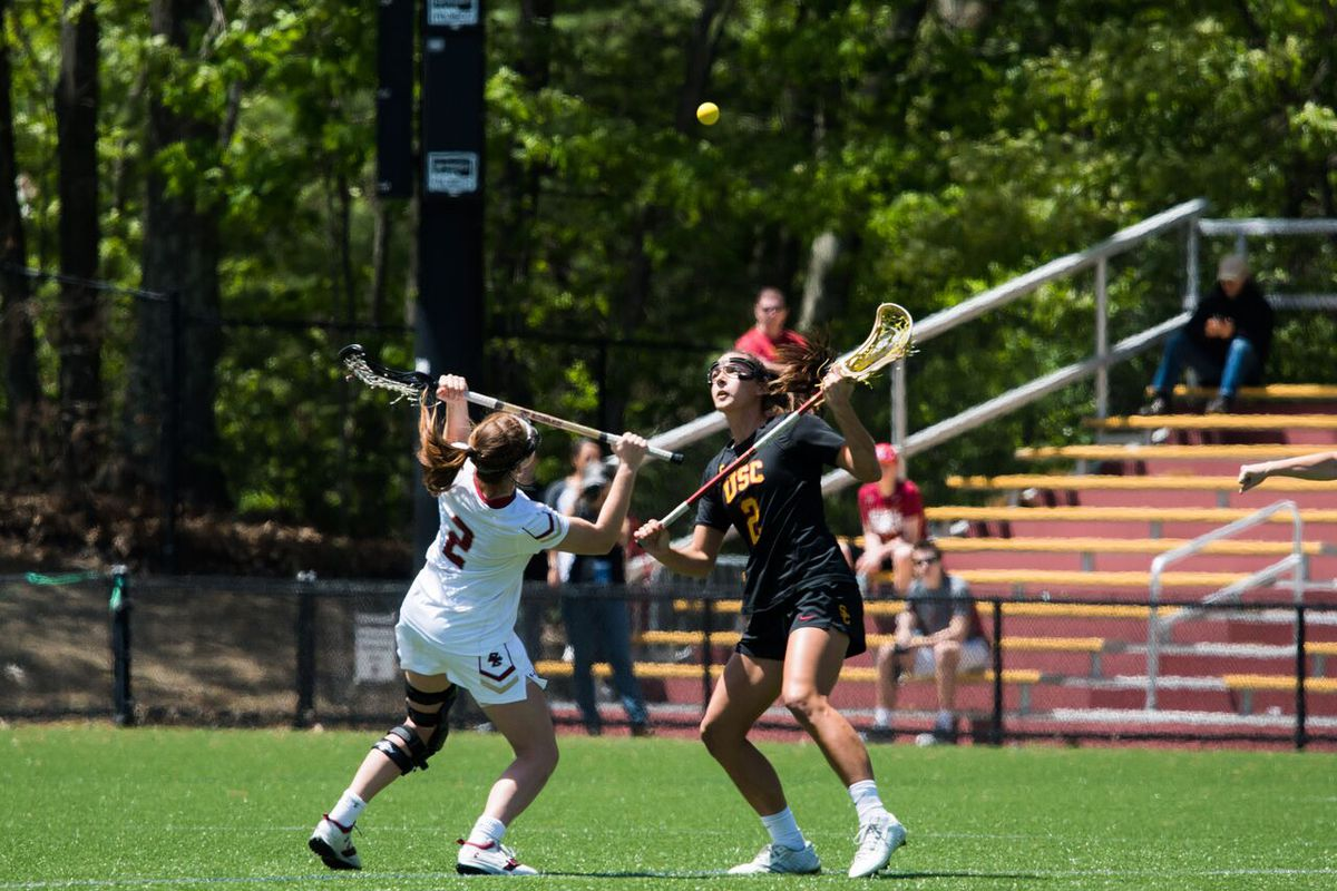 ACCWLAX in NCAA Final: Boston College Run Stops Short