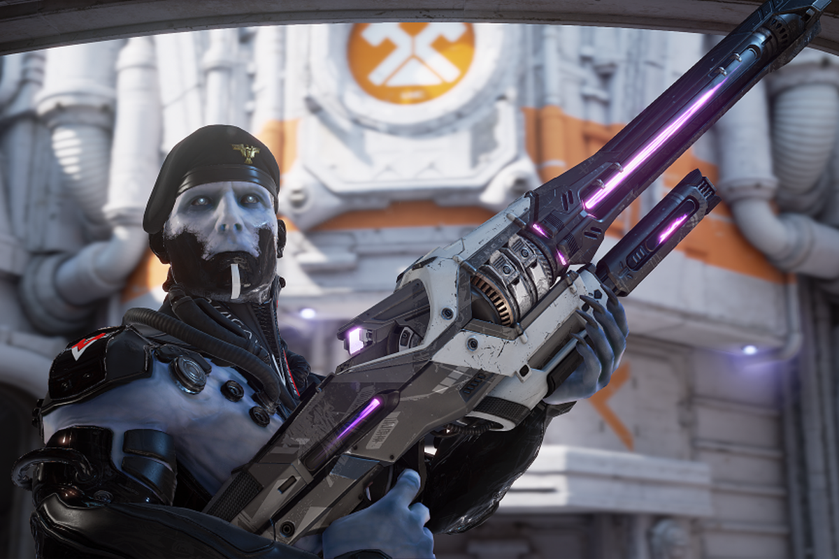 You can play the new Unreal Tournament right now for free - The Verge