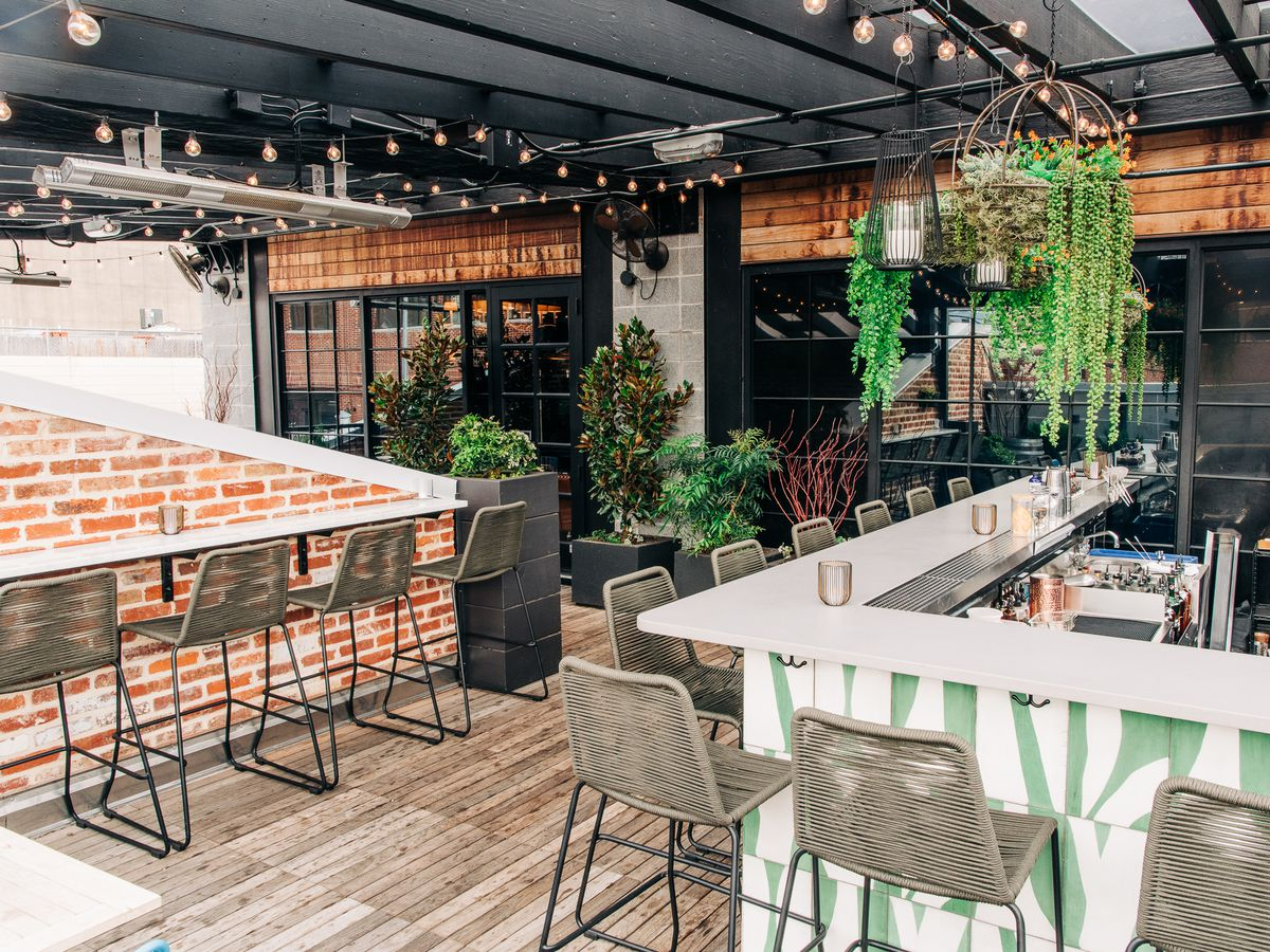 Drink Al Fresco At These Brand New Patios Around D C Eater Dc