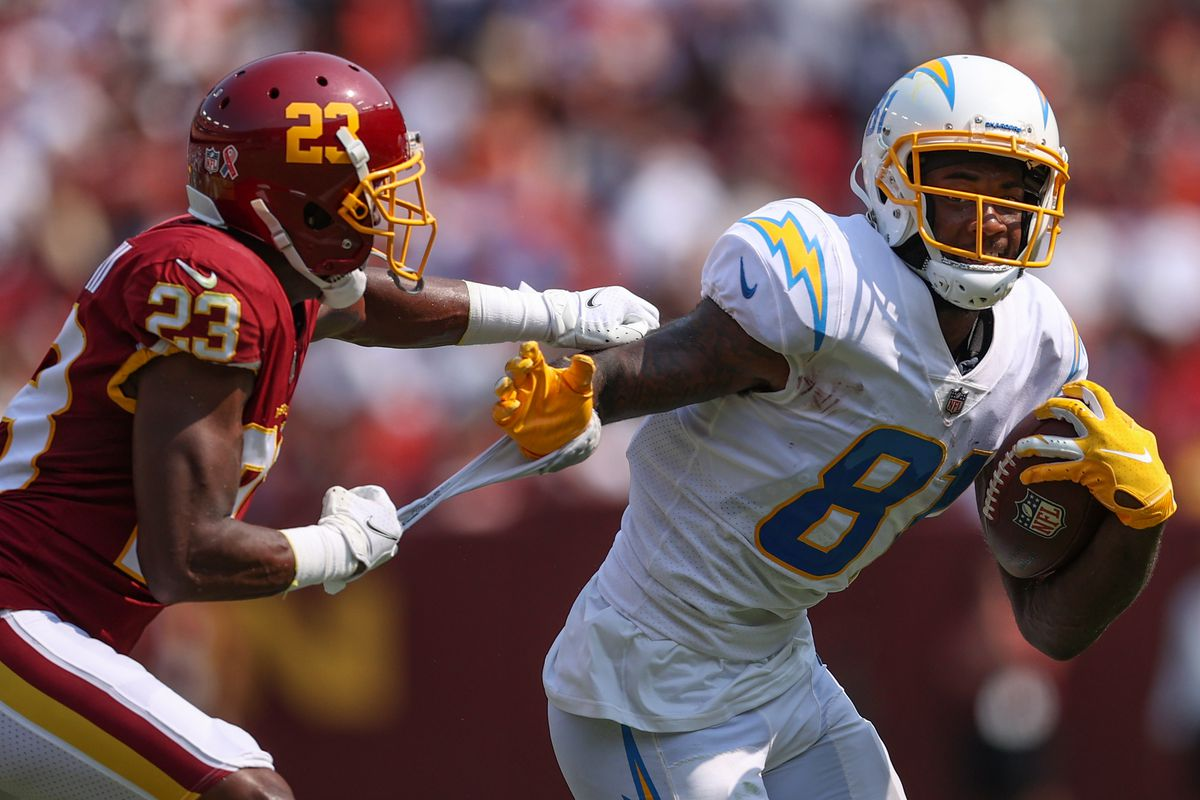 Mike Williams fantasy football start/sit advice: What to do with Chargers WR in Week 2 - DraftKings Nation