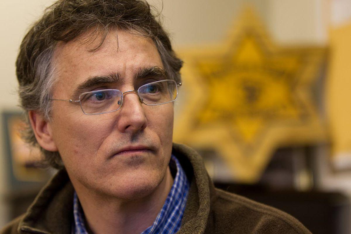 Sheriff Tom Dart