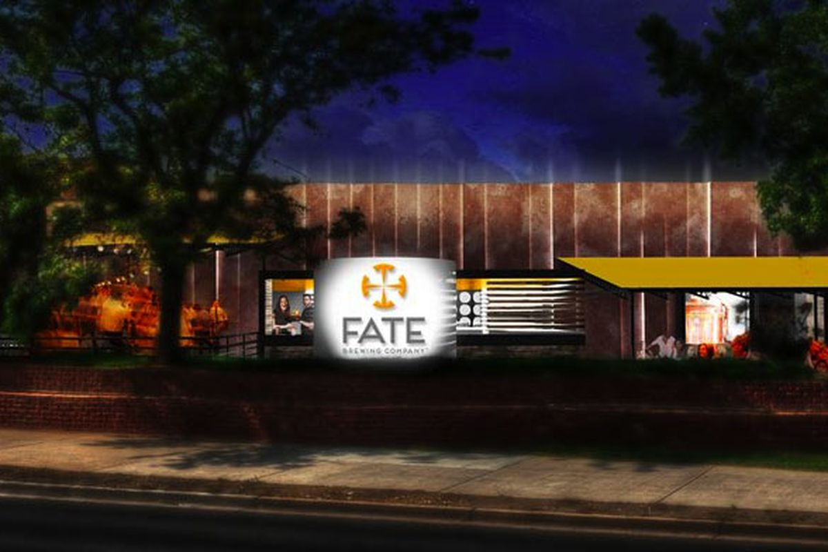 The Future Look of Fate Brewing Company