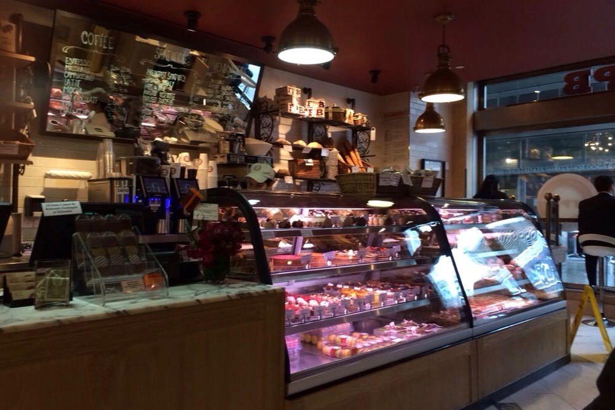 Soho's Francois Payard Bakery