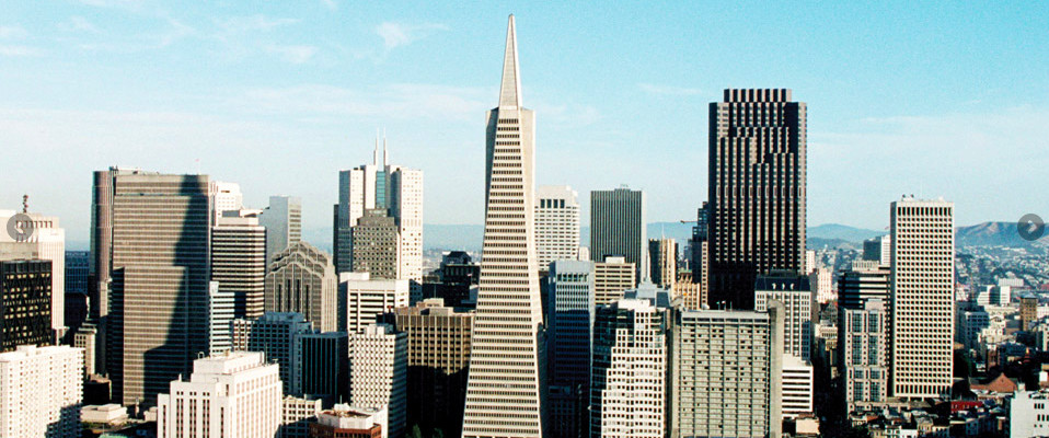 San Francisco's Iconic Buildings: A Skyline in Flux - Curbed SF on