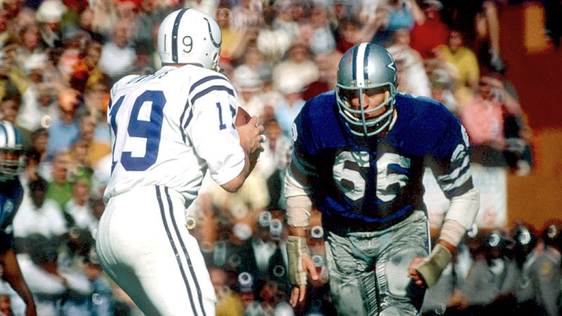 Analysis  Andrie was one of the best scouting finds for Gil Brandt in his  tenure. He was drafted in the sixth round and played most of his career  next to ... 23ca8460b