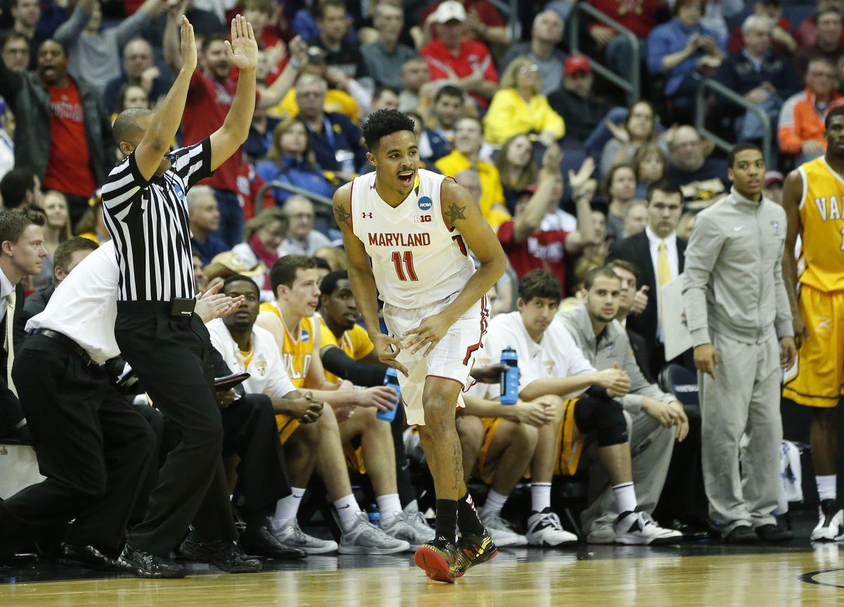 NCAA Basketball: NCAA Tournament-2nd Round-Maryland vs Valparaiso