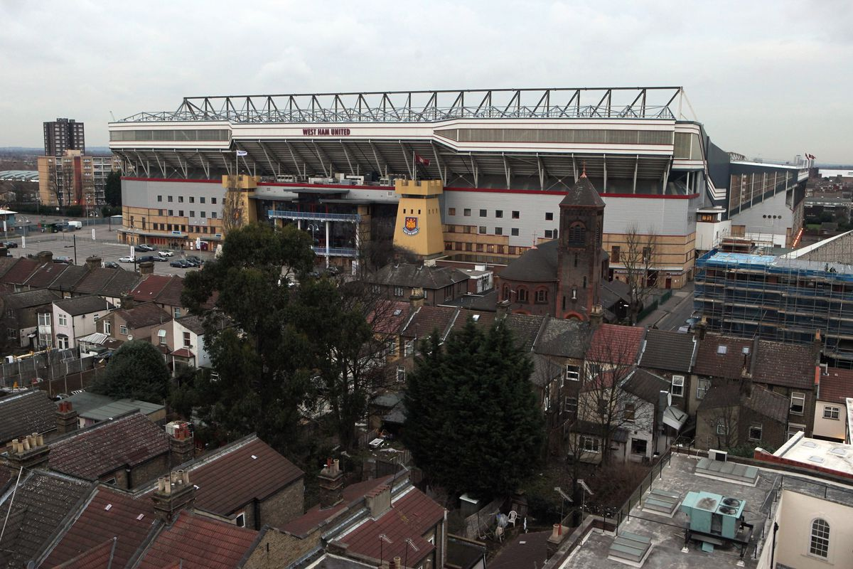 The Row Continues Over Tottenham Hotspur Or West Ham United Bid For The Olympic Stadium