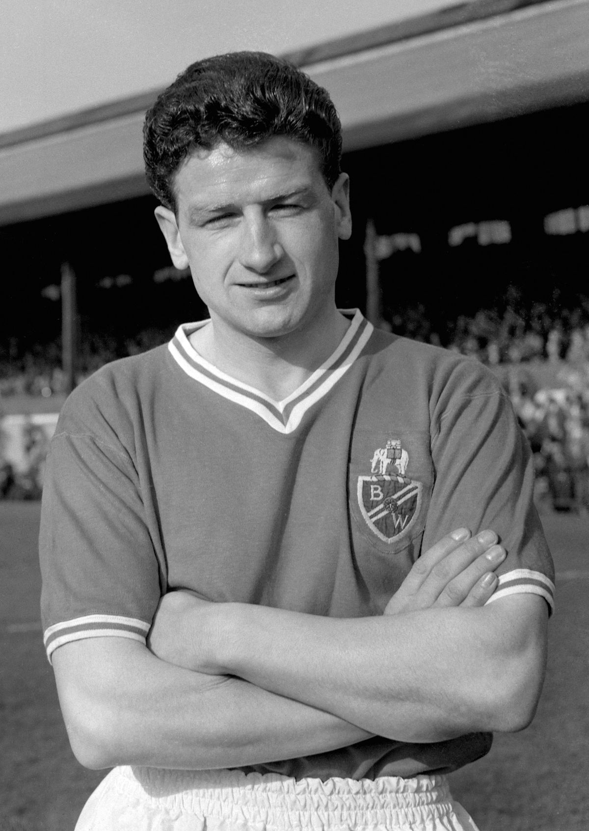 Soccer - Division One - Bolton Wanderers Photocall - Roy Hartle - Craven Cottage